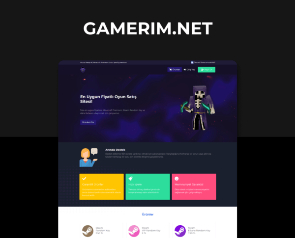 GAMERIM.NET
